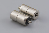 Connector, dc jack, 2.35x0.7xL13 mm, molding style