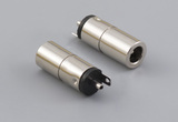 Connector, dc jack, 3.5x1.1xL16.5 mm, molding style