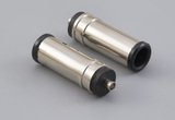 Connector, dc plug, 6.5x1.4x4.3xL20 mm, EIAJ-5, molding style