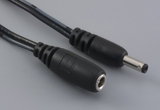 Cable, 915 mm, 3.5x1.35x9.5 mm 50-00056 dc plug to 3.5x1.35 mm 50-00057 jack, 24 AWG, 30-00003 wire