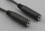 Cable, 1830 mm, 3.5 mm 4C 50-00041 audio jack to same, 28 AWG, 30-00179 wire